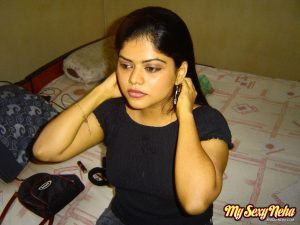Neha Nair Sexy Sweet Indian Wife