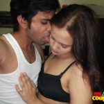 Passionate Indian Couple Sunny Sonia