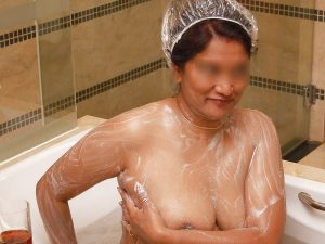 Big Tits Hot Indian Girl Shower Photos 1